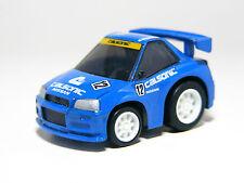 TAKARA TOMY Choro Q Chibikko Nissan SKYLINE GT-R(R34) Racing #12 Pullback car