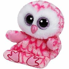 Ty Peek-A-Boo Phone Holder with Screen Cleaner Bottom  Milly Pink Owl (New )