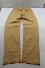 J1416 Levi´s 451 09 Jeans W32  Gelb  Gut