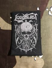Loudblast Woven Patch L002P Bolt Thrower Benediction Death