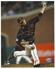 Josh Osich San Francisco Giants Autographed 8x10 photo Black Jersey Top