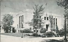 A View Of City Hall, 40's Autos, Ely MN 1947