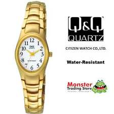 AUSSIE SELLER LADIES DRESS WATCH CITIZEN MADE GOLD F279J004 P$99.95 WARRANTY