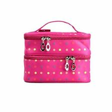 PINK Fabric Make-Up Cases & Bags