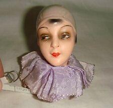 Vintage Pierrot Head Sewing Tape Measure