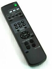 NEW GENUINE Sony RM-EV100 Remote EVI-D100 EVI-D70 147699011 BRC-H700 PTZ Cameras