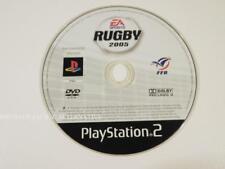 jeu seul RUGBY 2005 pour playstation 2 PS2 en francais sport spiel juego loose