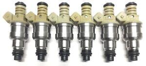 Motor Man - MotorCraft Fuel Injector Set (6) F3DE-B4D Ford Mercury 3.8L V6