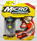 Micro Chargers Series 3 Launcher Pack Electronic Racing Race Cars Tracks - GRAY