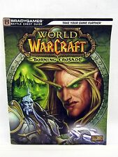 Book - WOW World of Warcraft Battle Chest Guide THE BURNING CRUSADE, 2007