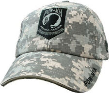 "POW-MIA Hat / ""You Are Not Forgotten"" ACU Baseball Cap 5836"