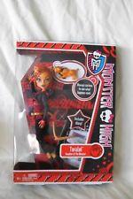 Mattel Monster High 1st Wave Toralei Stripe NIB
