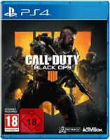 CoD Call of Duty Black Ops 4 IV (PS4) (NEU & OVP) (EN/FR) (Blitzversand)