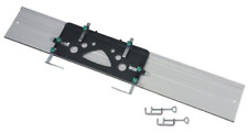 Wolfcraft 6910000 1 FKS 115 Guide Rail for Circular Hand Saws with 2 Clamps 1.15