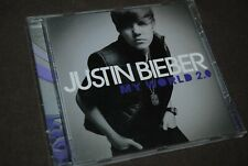 "JUSTIN BIEBER ""My World 2.0"" CD / ISLAND - 602527335728 / 2010"