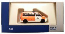 1:87 Scale Rietze Volkswagen T5 Minibus - NOTARZT - BNIB