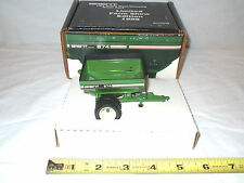 Brent 674 Green Grain Cart With Duals  1996 Farm Show Edition  1/64th Scale