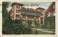 Antique 1920 Copper Queen Hotel Bisbee Arizona Posted