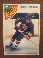 1978-79 O-PEE-CHEE OPC  #10 BRYAN TROTTIER (NM) New York Islanders=======AK