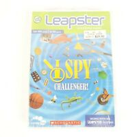 Leapster Leapfrog I Spy Challenger Cartridge New Sealed