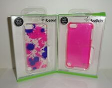 Lot of 2 Belkin Shield Sheer Case for Apple iPod Touch 5th Generation