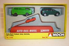 NOCH - MODELLO 5183 - SCALA H0 - AUTO GUIDA-TRABANTOHNE TRAZIONE (1.DIV-18)