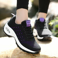 Women's Air Cushion Lightweight Running Shoes Athletic Sneakers Casual Walking