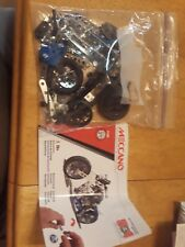 Meccano 5-in-1 Model Motorcycles Construction Set: 174 pieces (S.T.E.M.)
