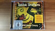 The Doobie Brothers-World Gone Crazy (CD + DVD) (Nuovo + OVP)