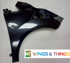 FORD KA 2009 - 2016 DRIVER O/S WING  NEW fully painted in PANTHER BLACK