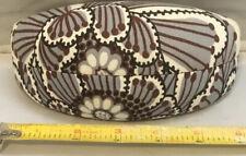 Vera Bradley Sunglasses Case Flower Pattern Large Hard Shell Case Mint Genuine