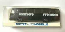 """Rietze Automodelle 40199 Setra S315 HD Reisebus """"Doussal Premiere"""" 1/87 Neuf"""