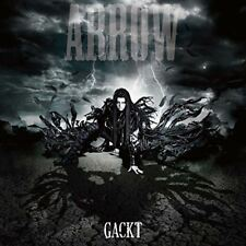 GACKT-ARROW-JAPAN CD+DVD D73