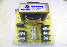 (5) New TriTronics Track-Pac Power Supply TPS-750