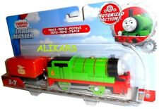 PERCY & Truck - Trackmaster Thomas & Friends Tank Engine Fisher-Price Motorized