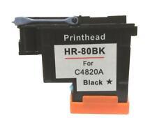 Reman HP 80 Black Printhead C4820A Designjet Printers 1050c Plus 1055cm 1055cm