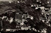 Spangenberg Hessen s/w Luftaufnahme Luftbild 1958 Blick auf Schloß Spangenberg