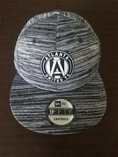 New Era Cap Atlanta United FC 9Fifty snapback grey hat NEW