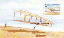 EIRE IRLANDA 2003 FOGLIETTO SHEETLET Fratelli Wright 1903 Wright Brothers BF 58