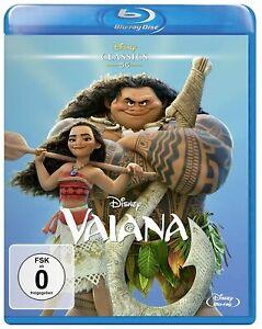 Vaiana [Blu-ray/NEU/OVP] Animationsfilm von Walt Disney von 2016 / Im Schuber