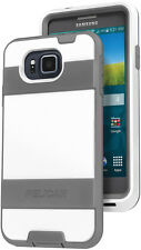 Pelican ProGear Voyager Hard Case Cover for Samsung Galaxy Alpha - White/Grey