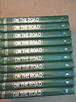 Marshall Cavendish Retro/Vintage 70s complete set ON THE ROAD volumes  motoring