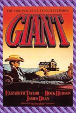 Carte Postale Affiche de Film - GIANT
