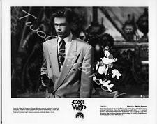Brad Pitt 8X10 B&W Photo  Cool World