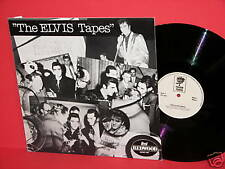 Elvis Presley, The Elvis Tapes, Redwood Music Records,  RED-1