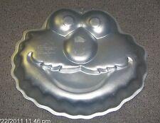 Wilton ELMO Face CAKE PAN Mold 2105-3461 Sesame Street 2002 w/ Insert
