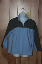 WOMEN'S SPORT SAVVY ZIP-UP FLEECE JACKET-SIZE: 1X