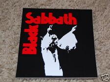 Black Sabbath Sticker (S298)