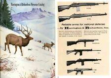 Harrington & Richardson Arms 1967 Gun Catalog