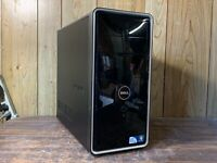 Dell Inspiron 560 Windows 10 Computer Intel Dual Core HDMI 4GB 640GB DVDRW